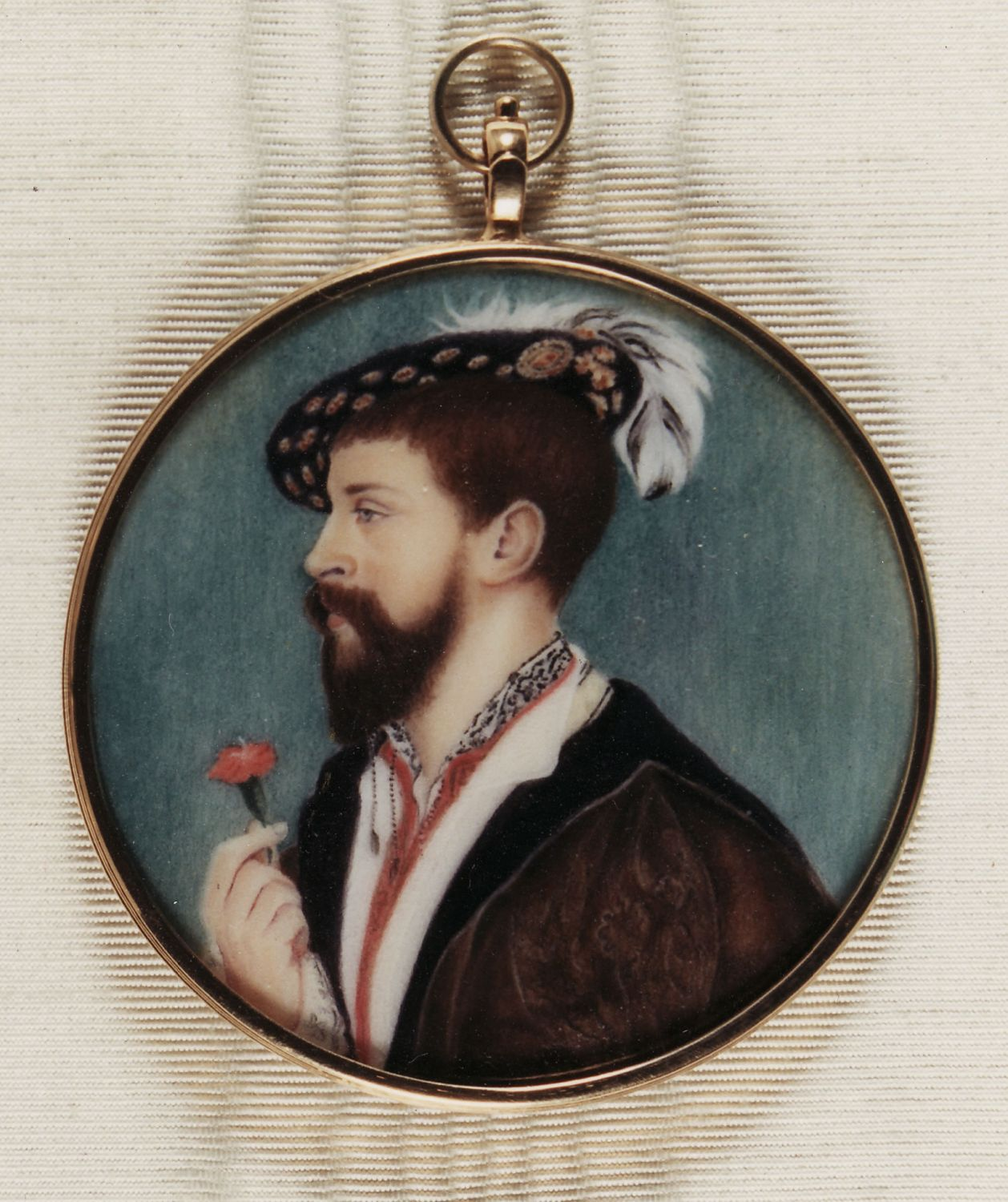 Simon George of Quocote c. 1535 after Holbein