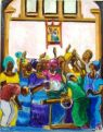 The Ghanian Choir